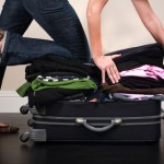 How to pack a suitcase travel tips