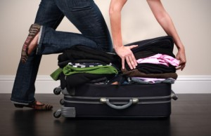 How to pack a suitcase 300x194 Guide to pack before you travel