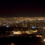 Torreon at night
