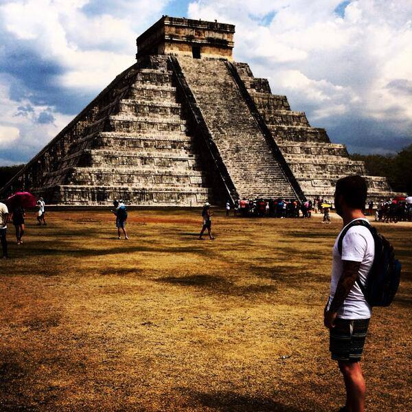 chichen itza About