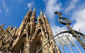 Antoni Gaudi Barcelona architecture
