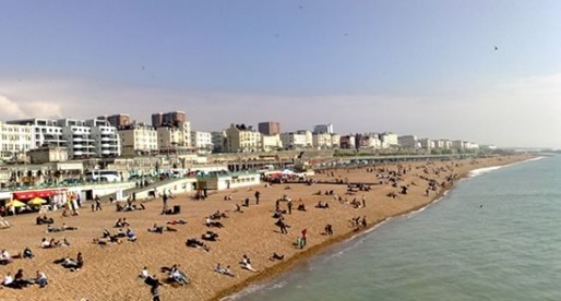 Travelling to Brighton