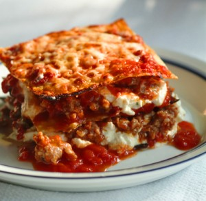 Italian Lasagne 300x292 TRAVEL GUIDE TO ITALIAN FOOD