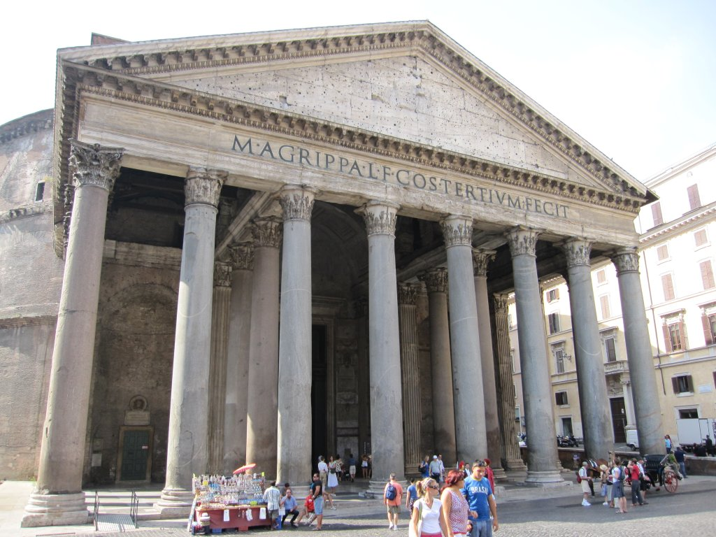 Rome Pantheon