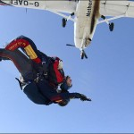 Skydive in England