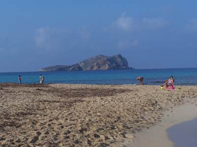 Cala Conta Beach Ibiza