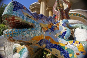 parque guell barcelona 300x200 TOP 10 SPANISH TRAVEL ATTRACTIONS