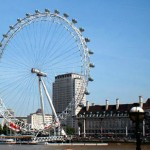 London Eye UK attractions
