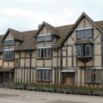 Shakespeare Stratford Upon Avon