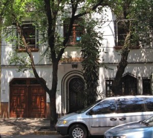 apartment in condesa mexico