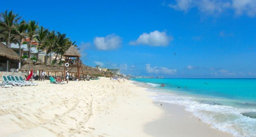Top 5 beaches in Mexico