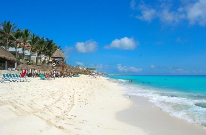 Top 5 beaches in Mexico