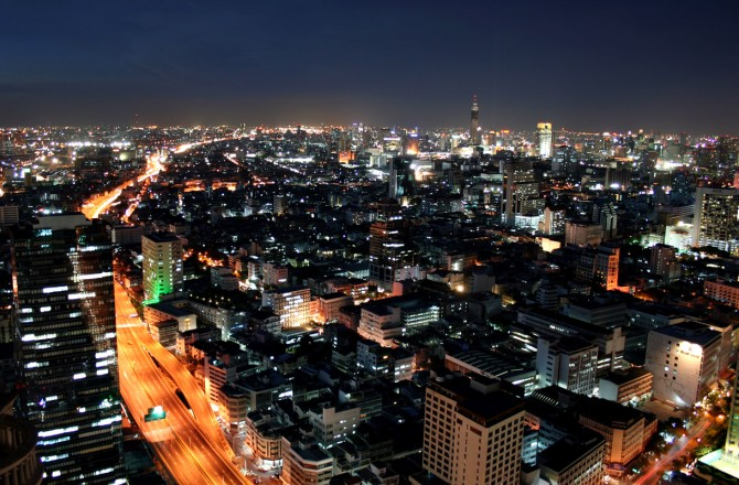 Top 5 cities to visit in Thailand
