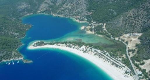 Top 5 beaches in Turkey