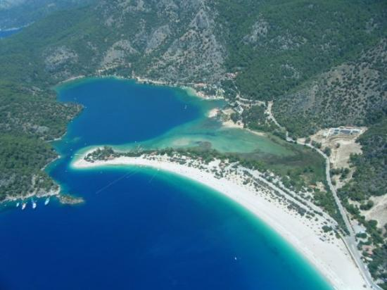 Top 5 beaches in Turkey