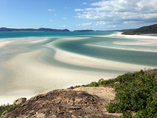 Chloe Wallace on travelling the world starting with Australia