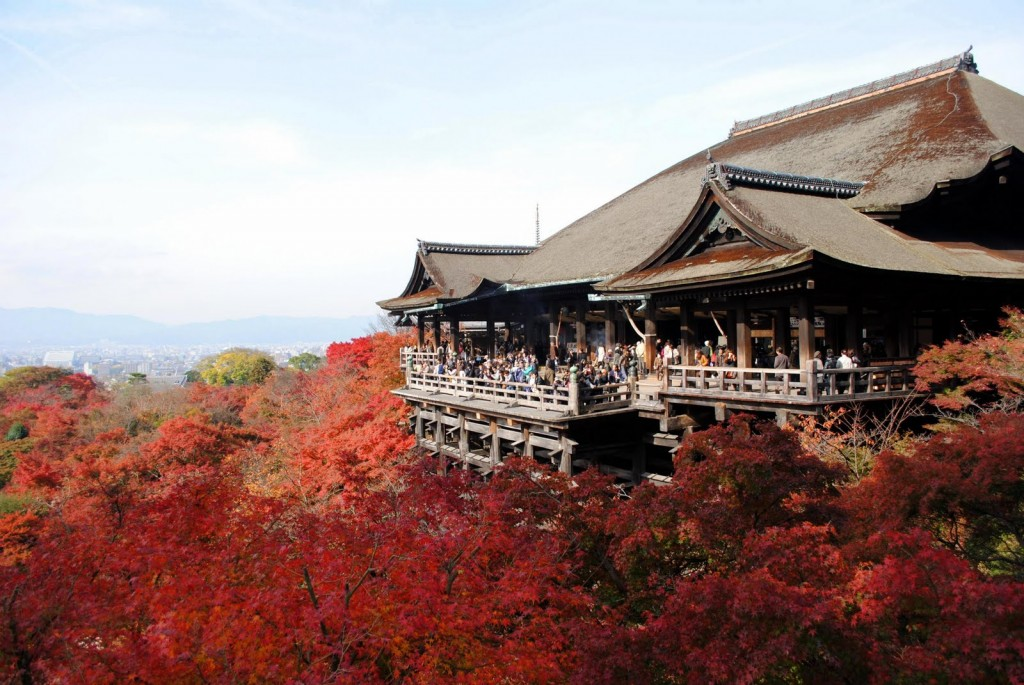 Kiyomizu dera 1024x685 Kyoto through the lens