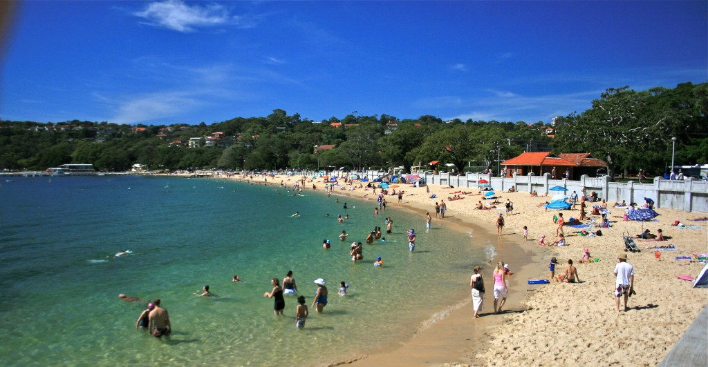 balmoral beach 1024x532 Sydneys best beaches