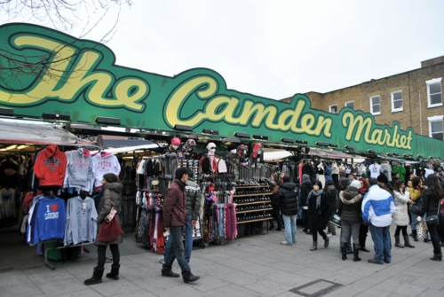 camden town market 5 Hidden Gems to See in London