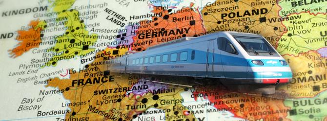 InterRail around Europe? Yes Please