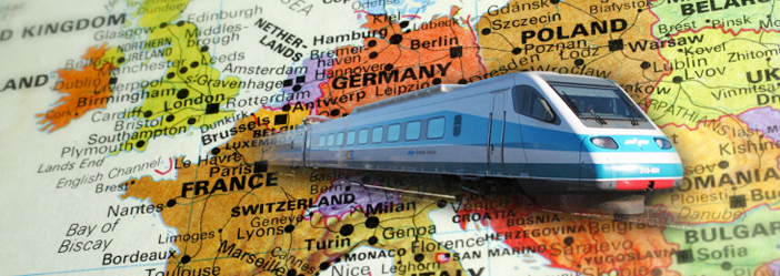 InterRail around Europe? Yes Please