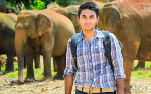 karthik4 An Indian passport holder decides to get away from his normal routine life