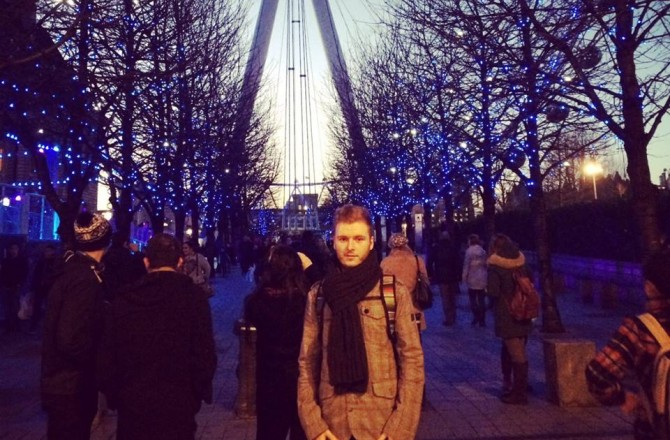 Christmas in London – take me back!