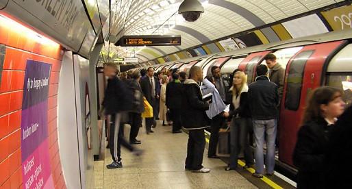 Unspoken Rules on the London Underground
