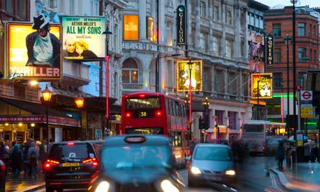 There's no theatre like London theatre